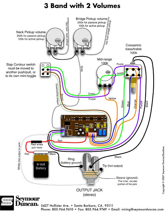3band_2vol Jazz B Wiring Diagram Blend on secondary ignition pickup sensor probe schematic diagram, 12v diesel fuel schematics diagram, mazda 6 throttle connection diagram, rj45 connector diagram, mazda tribute cruise control harness diagram, cat5 diagram,